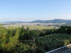 35番清滝寺から眺める土佐市