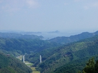 七子峠からの眺め