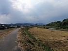 僧都川沿い(観自在寺へ)