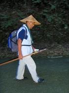 45キロを平気で歩く57歳。