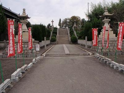 国分寺(山門なし)