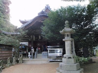仙遊寺本堂