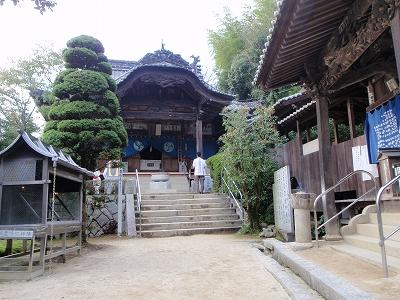 栄福寺本堂