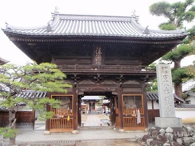 西林寺山門