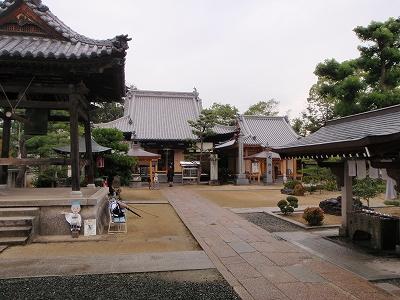 西林寺本堂