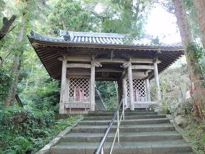 清滝寺山門