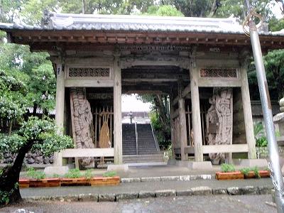 金剛頂寺山門