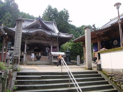 藤井寺本堂