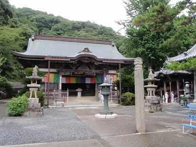切幡寺本堂