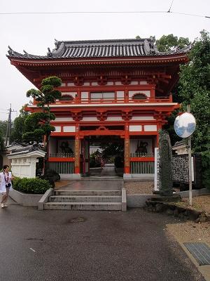 金泉寺山門